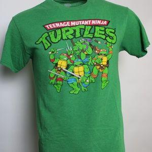 Mutant Teenage Ninja Turtles Graphic Tee M